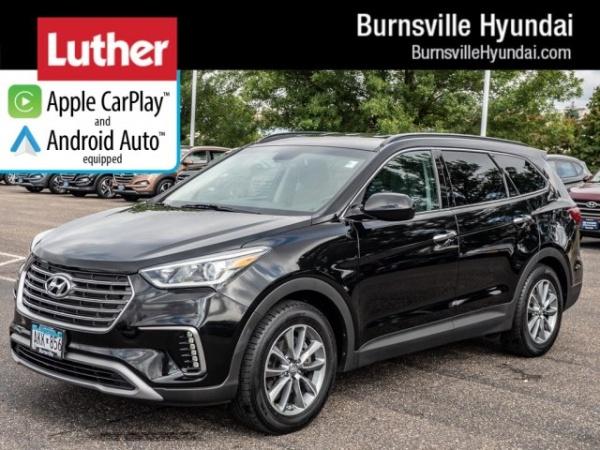 2017 Hyundai Santa Fe in Burnsville, MN