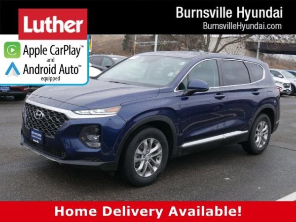 2019 Hyundai Santa Fe in Burnsville, MN