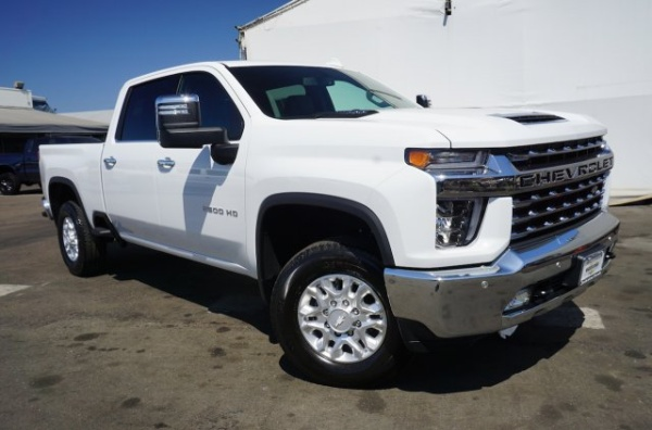 2020 Chevrolet Silverado 2500HD in San Diego, CA