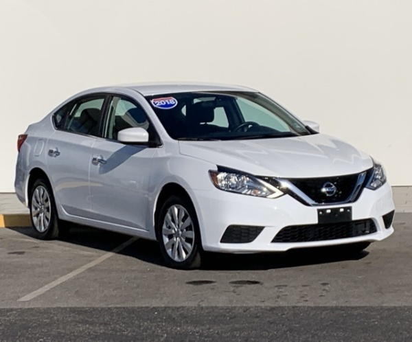 2018 Nissan Sentra in Kinston, NC