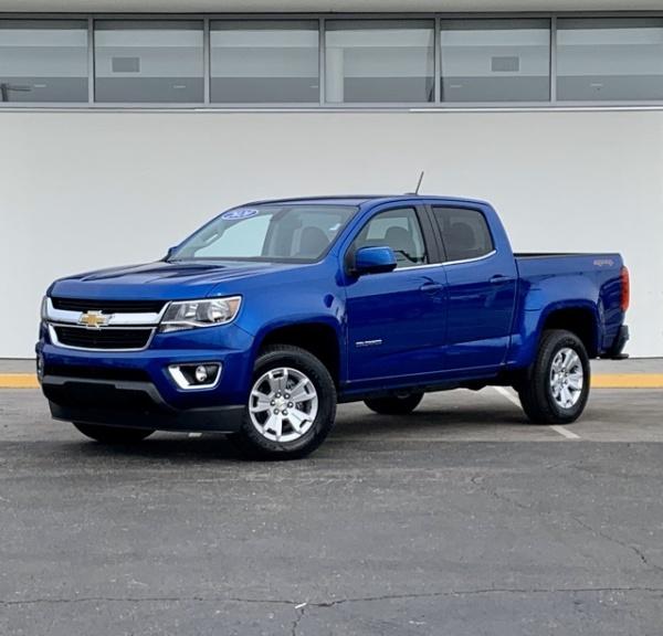 2020 Chevrolet Colorado in Kinston, NC