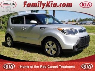 Used 2014 Kia Soul Base Automatic For Sale In St. Augustine, FL