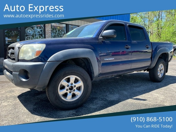 Toyota Fayetteville Nc >> 2007 Toyota Tacoma Prerunner Double Cab V6 Rwd Automatic For Sale In