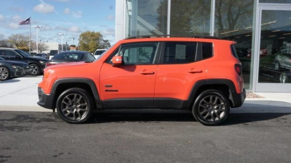 2016 Jeep Renegade in Loves Park, IL