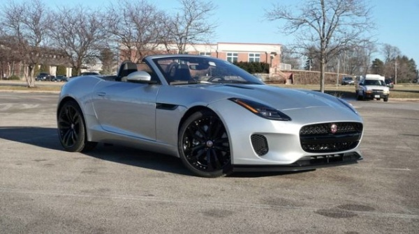 2019 Jaguar F-Type Convertible 2.0T RWD Automatic