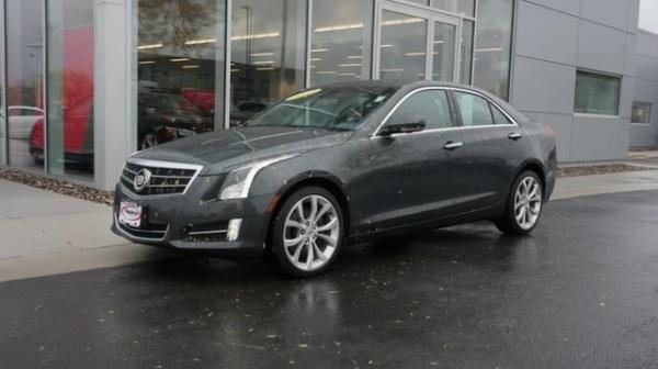 2014 Cadillac ATS 2.0T Performance
