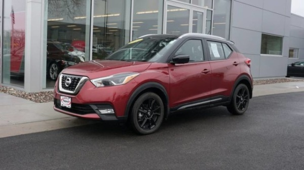 2019 Nissan Kicks in Loves Park, IL