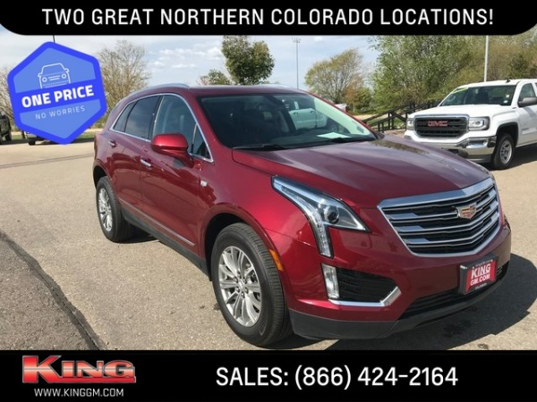 2017 Cadillac XT5 in Longmont, CO