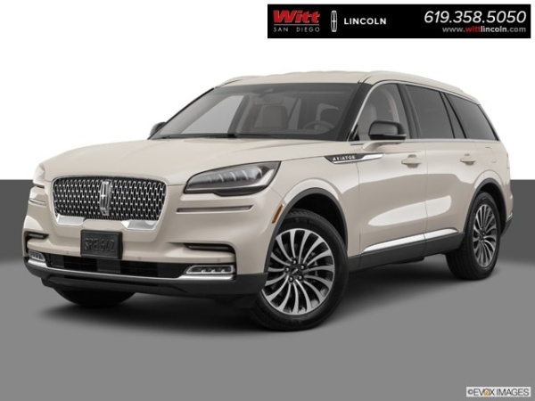 2020 Lincoln Aviator in San Diego, CA