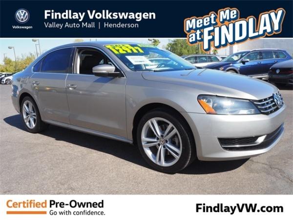 2014 Volkswagen Passat in Henderson, NV