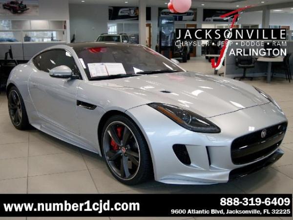 2017 Jaguar F-TYPE in Jacksonville, FL