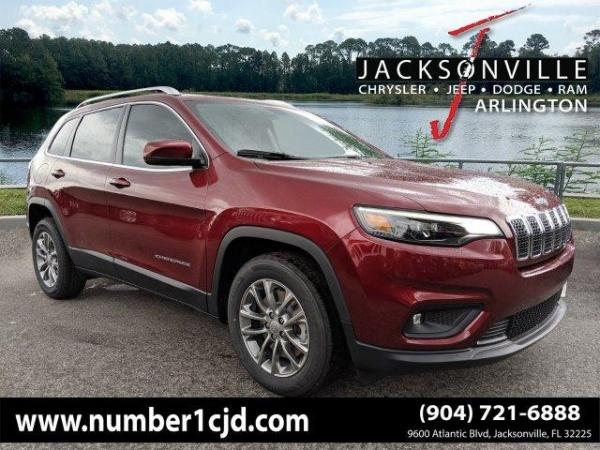 2019 Jeep Cherokee in Jacksonville, FL