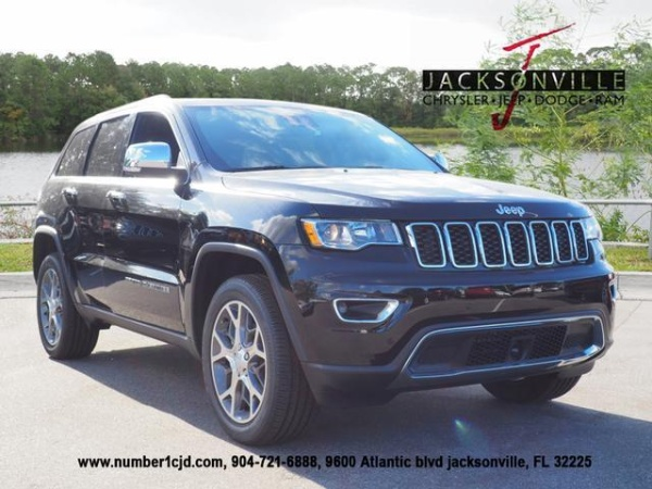 2020 Jeep Grand Cherokee in Jacksonville, FL