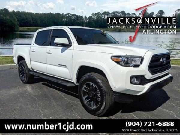 2017 Toyota Tacoma in Jacksonville, FL