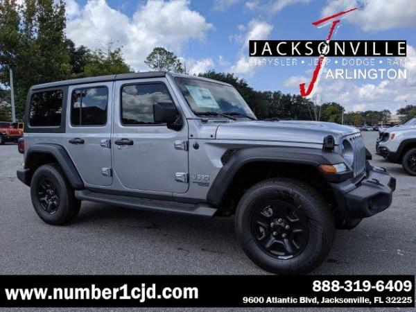 2020 Jeep Wrangler in Jacksonville, FL