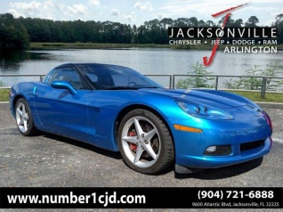 Chevrolet Corvette Coupe With Lt For Sale In Jacksonville Fl