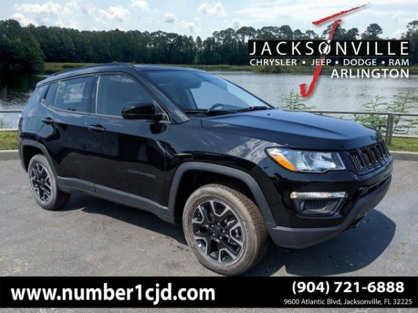 2019 Jeep Compass in Jacksonville, FL
