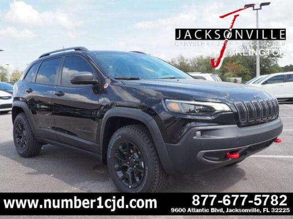 2020 Jeep Cherokee in Jacksonville, FL