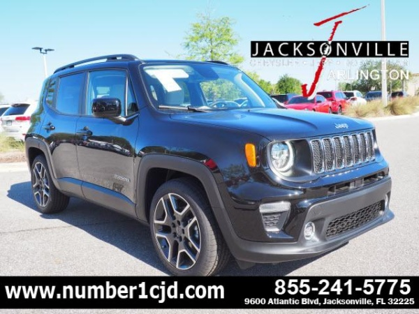 2020 Jeep Renegade in Jacksonville, FL