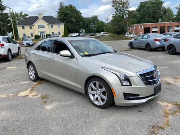 2015 Cadillac ATS in North Reading, MA