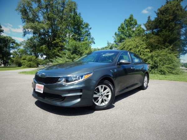 2016 Kia Optima in VIRGINIA BEACH, VA