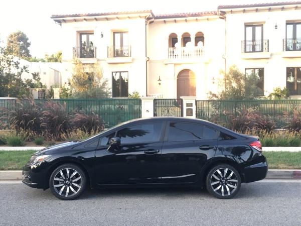 2014 Honda Civic EX-L