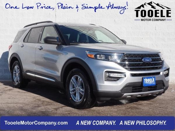 2020 Ford Explorer in Tooele, UT