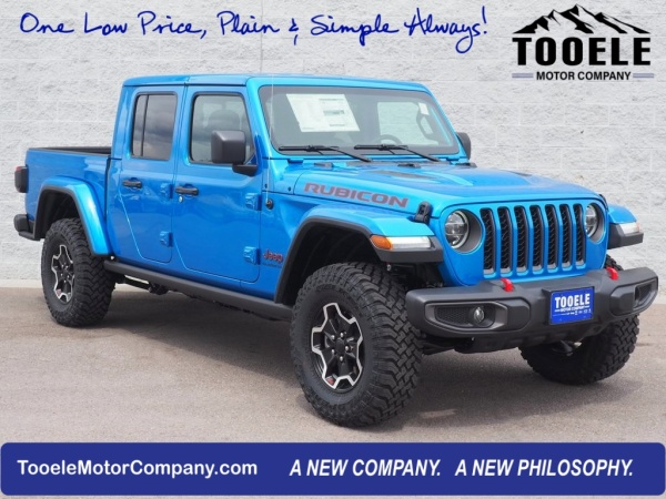 2020 Jeep Gladiator in Tooele, UT