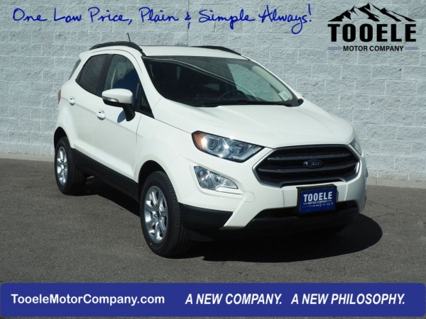 2020 Ford EcoSport in Tooele, UT