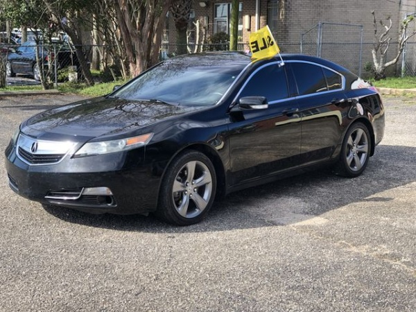 2013 Acura TL w/Advance