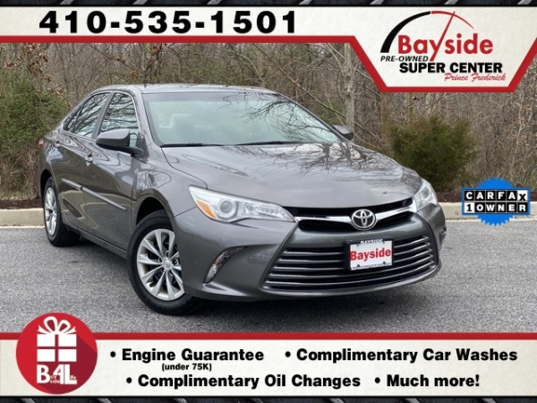 2017 Toyota Camry in Prince Frederick, MD