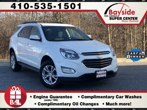 2017 Chevrolet Equinox in Prince Frederick, MD
