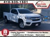 2018 Chevrolet Colorado Work Truck Extended Cab Standard Box 2WD Manual for Sale in Prince Frederick, MD