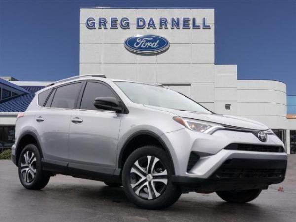2017 Toyota RAV4 in Midwest City, OK