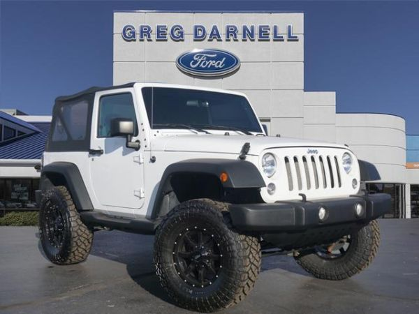 2016 Jeep Wrangler in Midwest City, OK