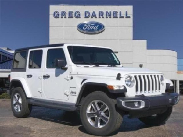 2019 Jeep Wrangler in Midwest City, OK