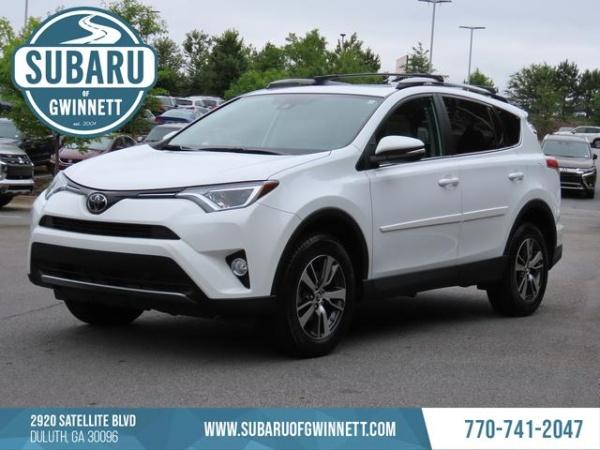 2017 Toyota RAV4 in Duluth, GA