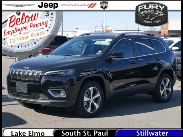 2020 Jeep Cherokee in Oak Park Heights, MN