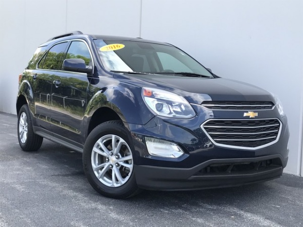 2016 Chevrolet Equinox in Calumet City, IL