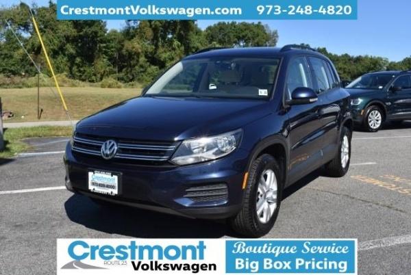 2016 Volkswagen Tiguan in Pompton Plains, NJ