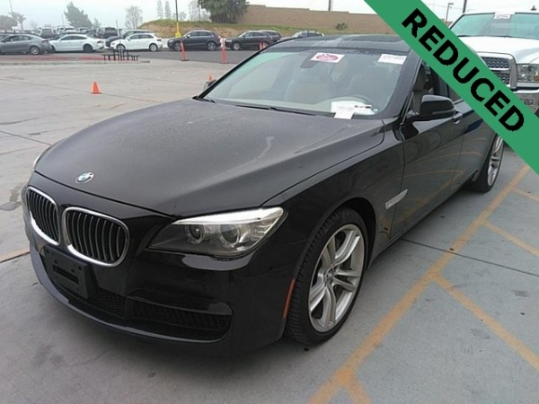 2013 BMW 7 Series in Corona, CA