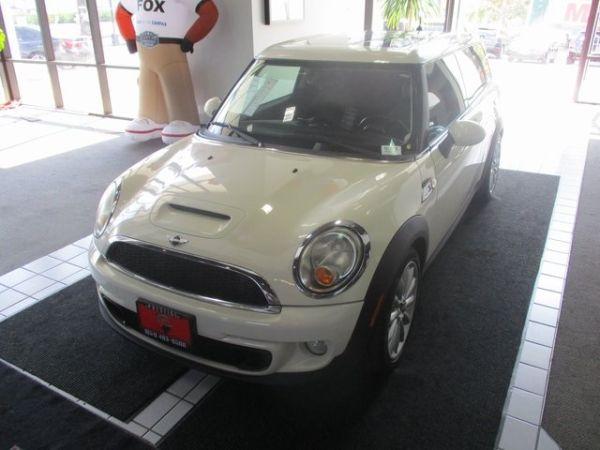 2011 MINI Cooper Clubman Cooper S