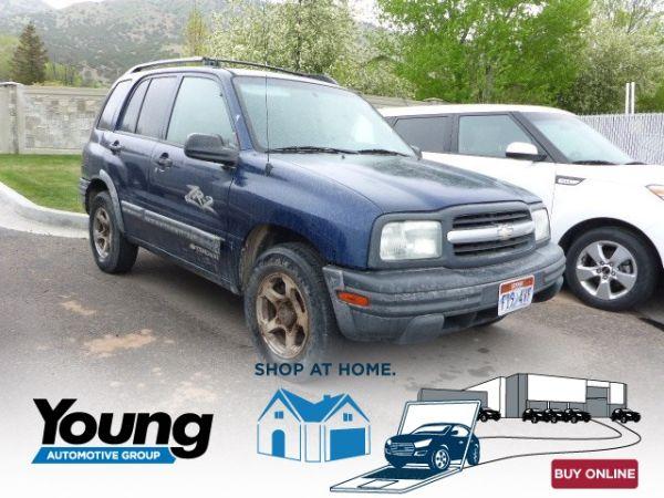 2004 Chevrolet Tracker in Morgan, UT