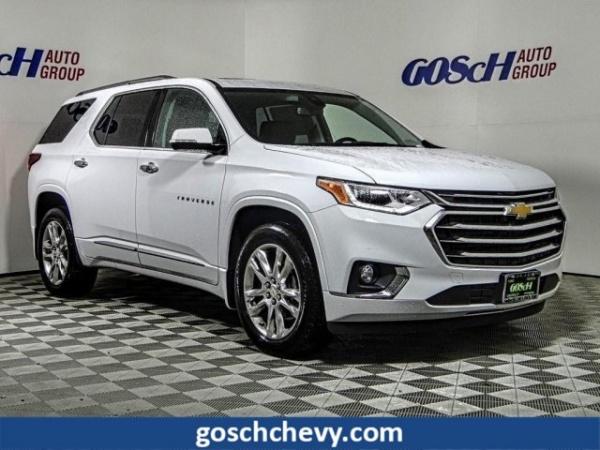 2019 Chevrolet Traverse in Hemet, CA