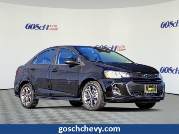 2019 Chevrolet Sonic in Hemet, CA