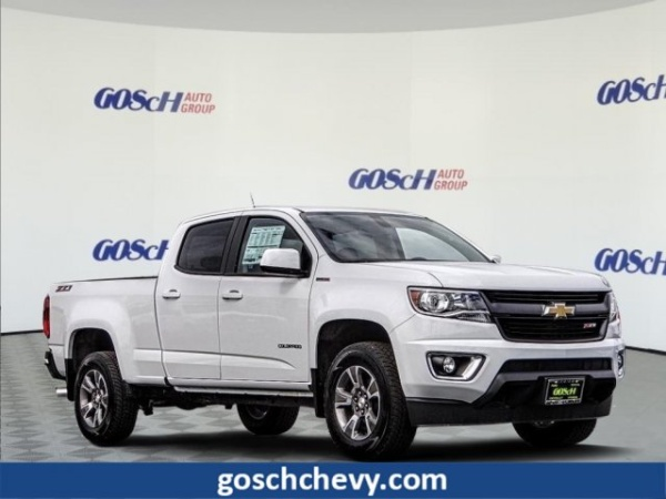 2019 Chevrolet Colorado Z71