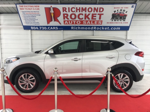 2018 Hyundai Tucson in Mechanicsville, VA
