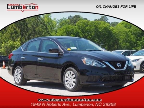 2019 Nissan Sentra in Lumberton, NC
