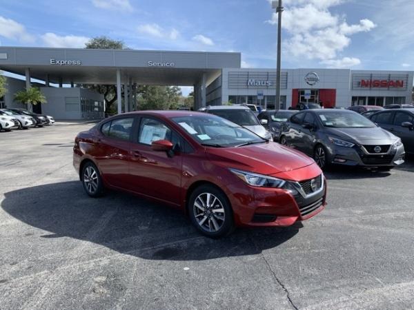 2020 Nissan Versa in Tampa, FL
