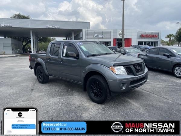 2016 Nissan Frontier in Tampa, FL